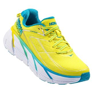 Hoka One One Clifton 3 Citrus / Blue Jewel