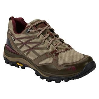 The North Face Hedgehog Fastpack GTX Dune Beige / Deep Garnet Red