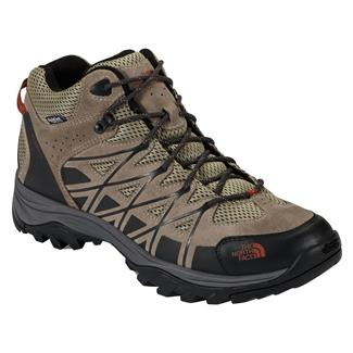 The North Face Storm III Mid WP Dune Beige / Arabian Spice