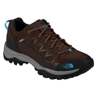 The North Face Storm III WP Demitasse Brown / Hyper Brown