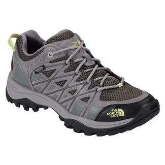 The North Face Storm III WP Dark Gull Gray / Chiffon Yellow