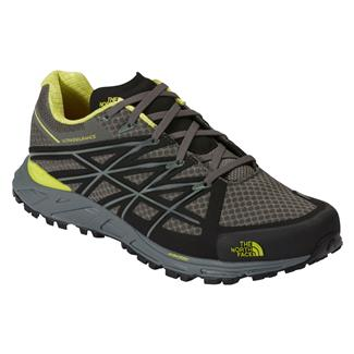 The North Face Ultra Endurance Graphite Gray / Sulphur Spring Green