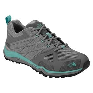 The North Face Ultra Fastpack II GTX Moon Mist Gray / Agate Green