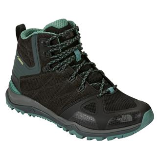 The North Face Ultra Fastpack II Mid GTX TNF Black / Deep Sea