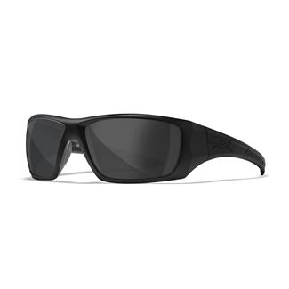 Wiley X Nash Matte Black (frame) - Black Ops Gray (lens)