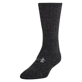 Under Armour Outdoor Boot Socks - 2 Pack Black