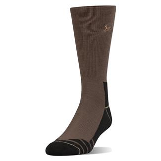 Under Armour Hitch Charged Boot Socks Hearthstone / Canvas