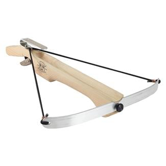 MMX Vancouver Marshmallow Crossbow Natural Wood