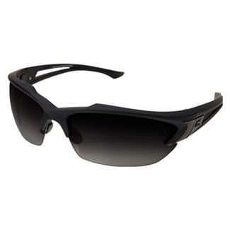 Edge Tactical Eyewear Acid Gambit Matte Black (frame) / Polarized Gradient Smoke (lens)