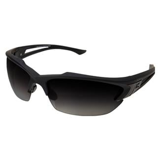 Edge Tactical Eyewear Acid Gambit Matte Black (frame) / Polarized Gradient Smoke (lens)