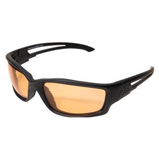 Edge Tactical Eyewear Blade Runner Matte Black (frame) / Tiger's Eye Vapor Shield (lens)