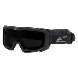 Edge Tactical Eyewear Blizzard Matte Black (frame) / Clear Vapor Shield / G-15 Vapor Shield (lens)