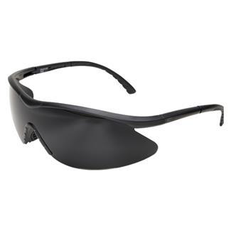 Edge Tactical Eyewear Fastlink Matte Black (frame) / G-15 Vapor Shield (lens)