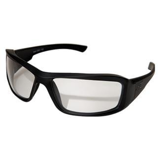 Edge Tactical Eyewear Hamel Matte Black (frame) / Clear Vapor Shield (lens)