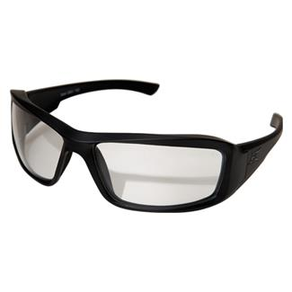 Edge Tactical Eyewear Hamel Matte Black (frame) / Clear Vapor Shield (lens)