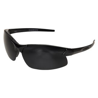 Edge Tactical Eyewear Sharp Edge Matte Black (frame) / G-15 Vapor Shield (lens)