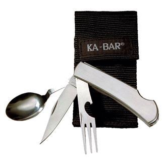 Ka-Bar Hobo Utensil Kit Stainless