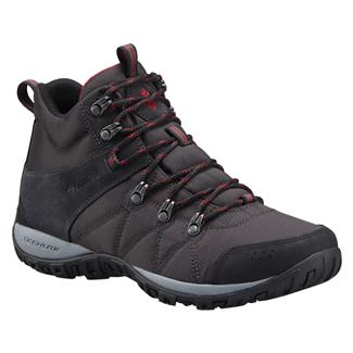 Columbia Peakfreak Venture Mid Shark / Moutain Red