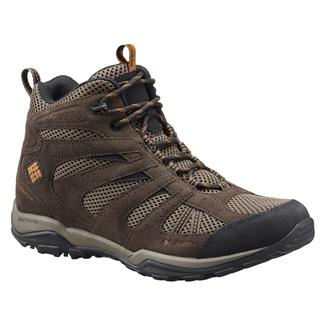 Columbia North Plains Drifter Mid WP Mud / Bright Copper