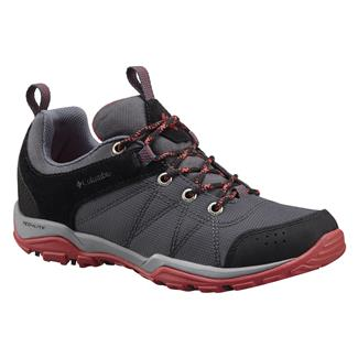 Columbia Fire Venture Textile Grahite / Sunset Red