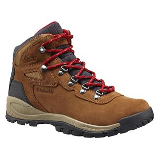 Columbia Newton Ridge Plus Amped WP Elk / Moutain Red
