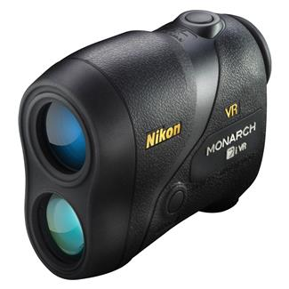 Nikon Monarch 7i VR Rangefinder Black
