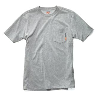 Timberland PRO Base Plate Blended T-Shirt Light Gray Heather