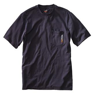 Timberland PRO Base Plate Blended T-Shirt Dark Navy