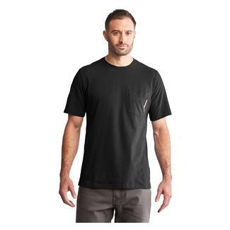 Timberland PRO Base Plate Blended T-Shirt Jet Black