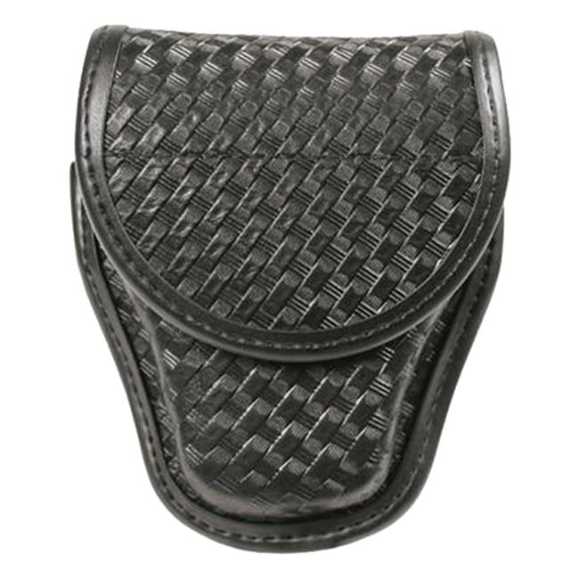 Blackhawk Molded Handcuff Pouch Basket Weave Black
