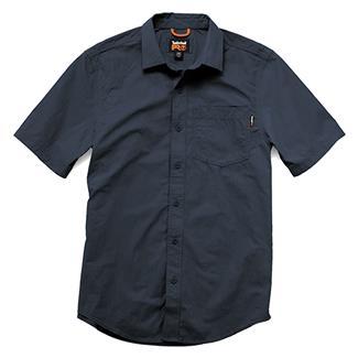 Timberland PRO Work Warrior Ripstop Work Shirt Dark Navy