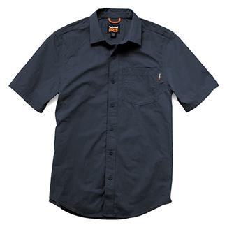 Timberland PRO Work Warrior Ripstop Work Shirt Dark Navy