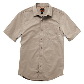 Timberland PRO Work Warrior Ripstop Work Shirt Sandstone