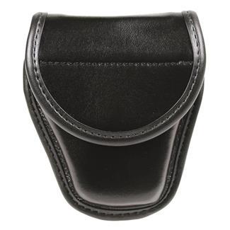 Blackhawk Molded Handcuff Pouch Black Plain