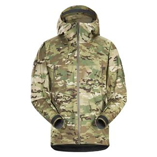 Arc'teryx LEAF Alpha Jacket LT (Gen 2) MultiCam
