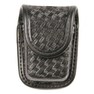 Blackhawk Molded Latex Glove Pouch Black Basket Weave