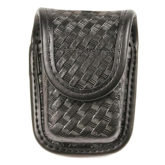 Blackhawk Molded Latex Glove Pouch Basket Weave Black