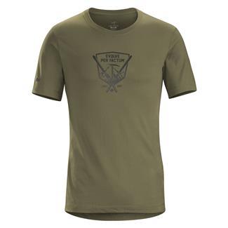 Arc'teryx LEAF EPF T-Shirt Ranger Green