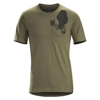 Arc'teryx LEAF MTM T-Shirt Ranger Green