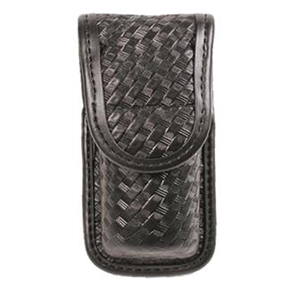 Blackhawk Molded Punch II Canister Pouch Black Basket Weave