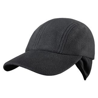 Condor Yukon Fleece Hat Black