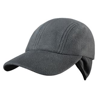 Condor Yukon Fleece Hat Graphite