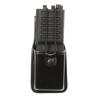 Blackhawk Molded Radio Case Black Plain