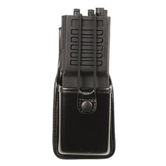 Blackhawk Molded Radio Case Black Plain