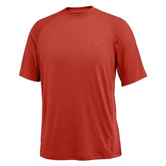 Wolverine Hybrid T-Shirt Barn Red