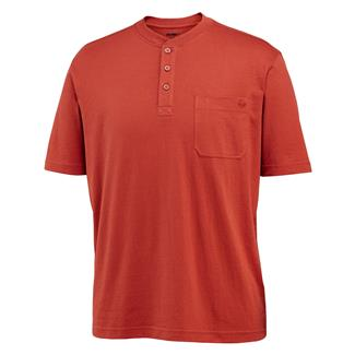 Wolverine Knox Henley Barn Red