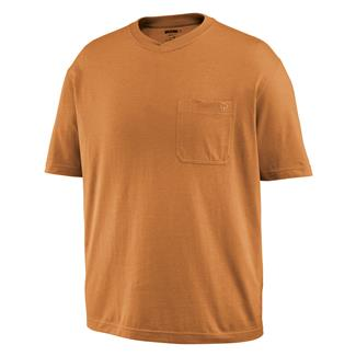 Wolverine Knox T-Shirt Tangerine Heather