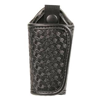 Blackhawk Molded Silent Key Holder Black Basket Weave