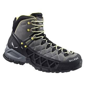 Salewa Alp Flow GTX Smoke / Yellow