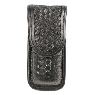 Blackhawk Molded Single Mag Case Basket Weave Black